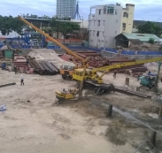 Công trình khu phức hợp Khách sạn Bạch Đằng, 50 Bạch Đằng, Tp Đà Nẵng.