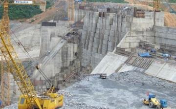 Công trình Thủy Điện ĐăckMi 4 Huyện Phước Sơn