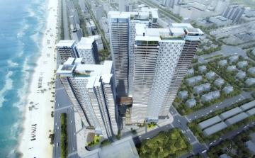 """""""Dự án Tổ hợp khách sạn 5 sao và căn hộ cao cấp Ánh Dương- Soleil Đà Nẵng""""."""