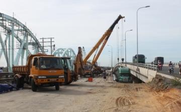 Công trình cầu đường sắt Nam Ô