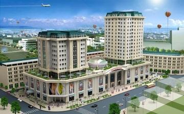 Công trình Khu thương xá Vĩnh Trung Plaza