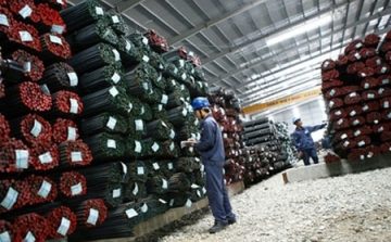 Giá bán thép tháng 10 có xu hướng tăng do nhu cầu tăng